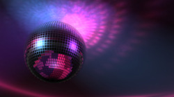 70's Party Disco Ball