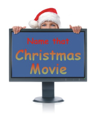 fun Christmas party game - name the Christmas movie