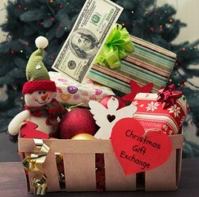 Christmas Gift Exchange Game Ideas