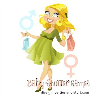 baby shower games planner