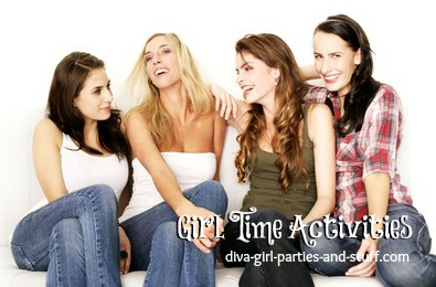 girls night activities