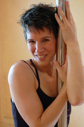Pole Dance Instructor Susan Peach