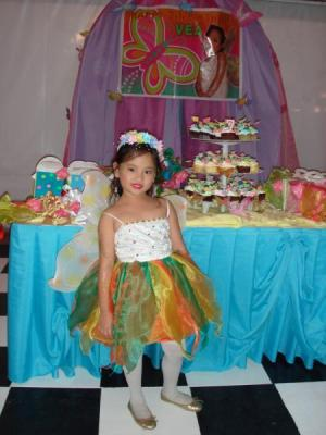 Vea's 7th Butterfly Birthday Party