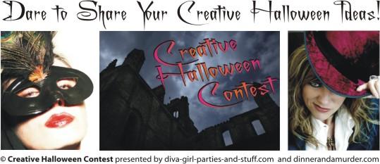 halloween prize contest