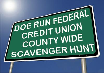County Wide Scavenger Hunt