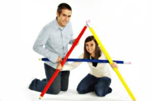 Alphabet Couple