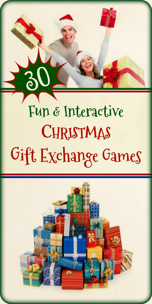 30 Christmas Gift Exchange Game Ideas: good gifts for gift exchange