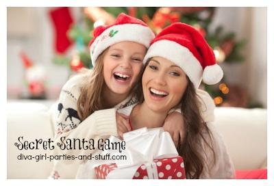 Secret Santa Game with a Twist