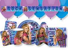 Hannah Montana Party Kit