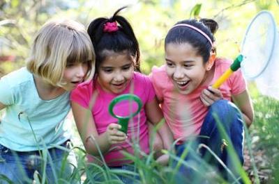 Kids Garden Scavenger Hunt