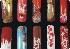 funky nail art party examples