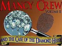 Mancy Crew Mystery Party Game Volume 2