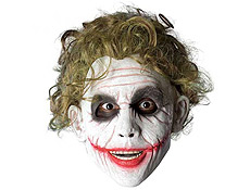 Foam Latex Joker Mask
