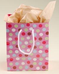 Polka Dot Party Gift