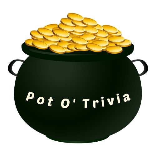Pot O' Trivia St. Patrick's Day game