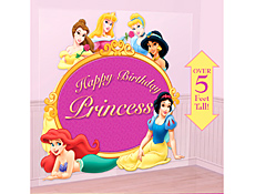 Princess Party Wall Banner