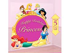 Princess Party Wall Banner