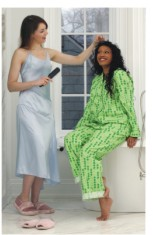 sleepover party for women