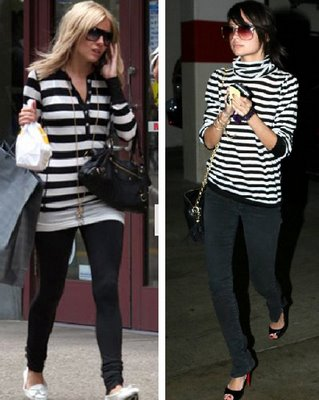Black and White Casual Fashion