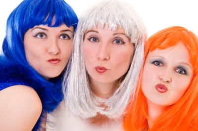 Fun Party Wigs