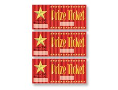 Hollywood Bash Prize Tickets
