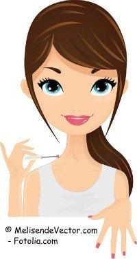 Girly Girl Manicure