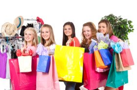 Mixed Mall Scavenger Hunt