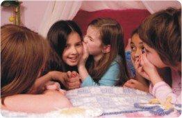 Girls Slumber Party