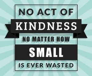 Act of Kindness Quote