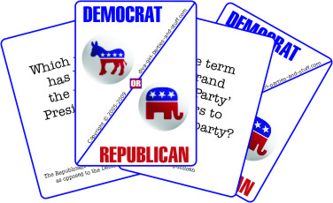 political party trivia game