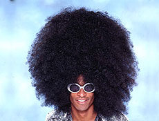 Disco Party Afro