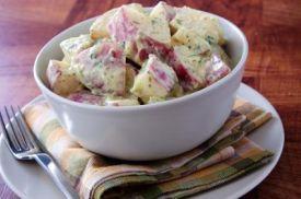 Funky Tater Salad