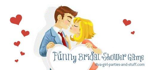 bridal shower mad lib