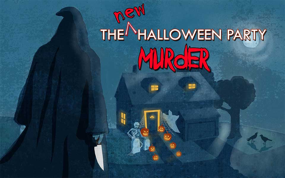 Halloween Party Murder Mystery