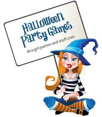 Adult Halloween Games