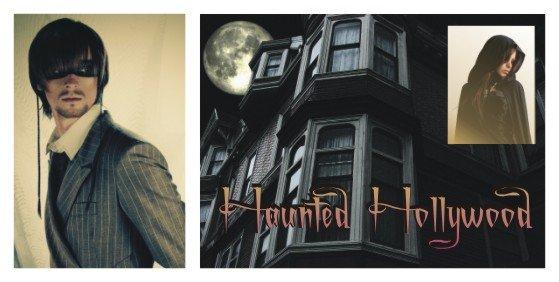 spooky hollywood night