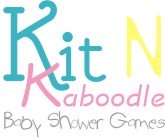 baby shower games logo