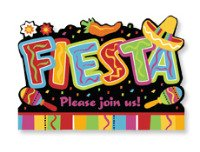 Mexican Party Invitations