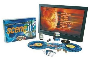 Scene It Party Game