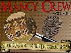 Mancy Crew Mystery Party Game Volume 1