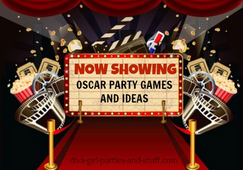 oscar party ideas and games
