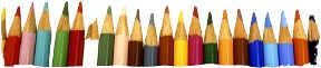 pencil crayon tops