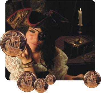 Pirate Scavenger Hunt