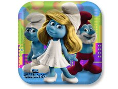 Smurf Party Supplies