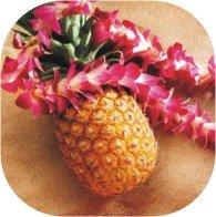 hawaiian luau pineapple