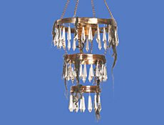 Haunted Hollywood Chandelier