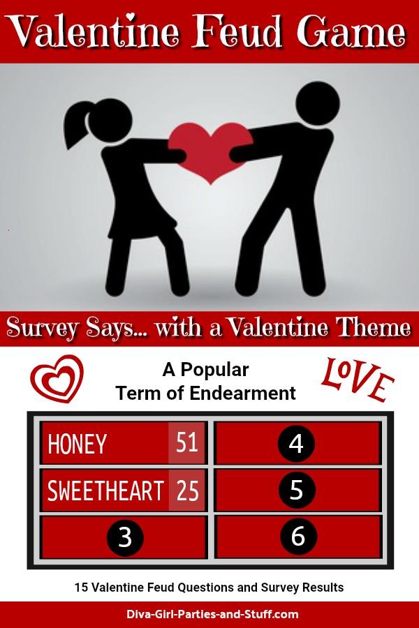 Valentine Family Feud