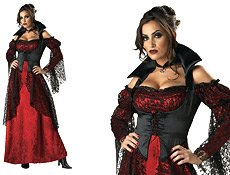 Female Vampire COstume
