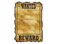 Custom Wanted Posters